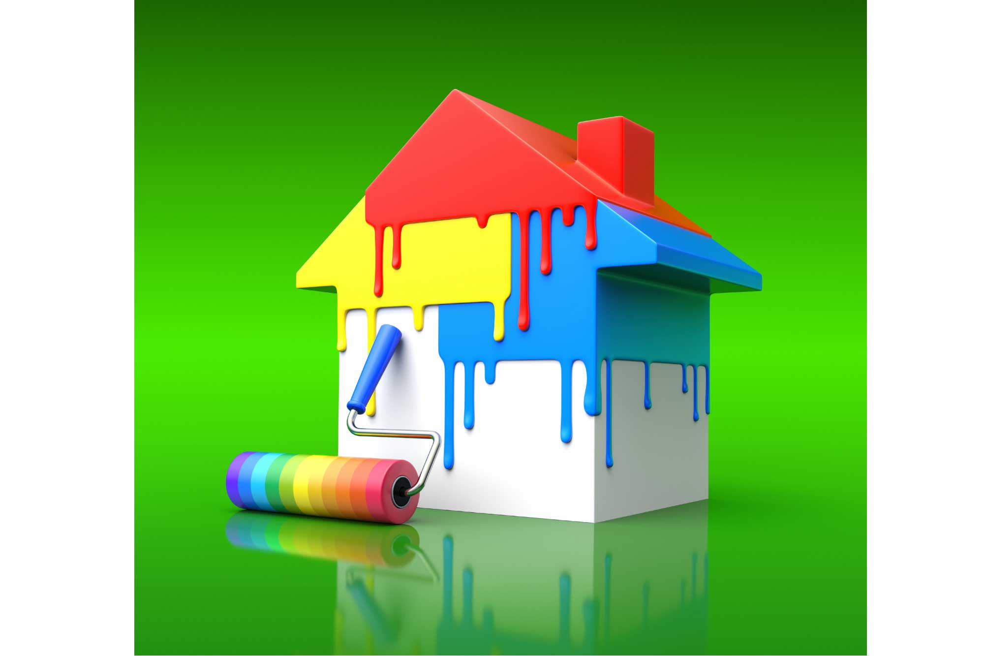 Are You Confuse To Select A Color For House Painting - House paint